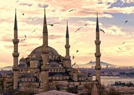 Madrasa in Istanbul